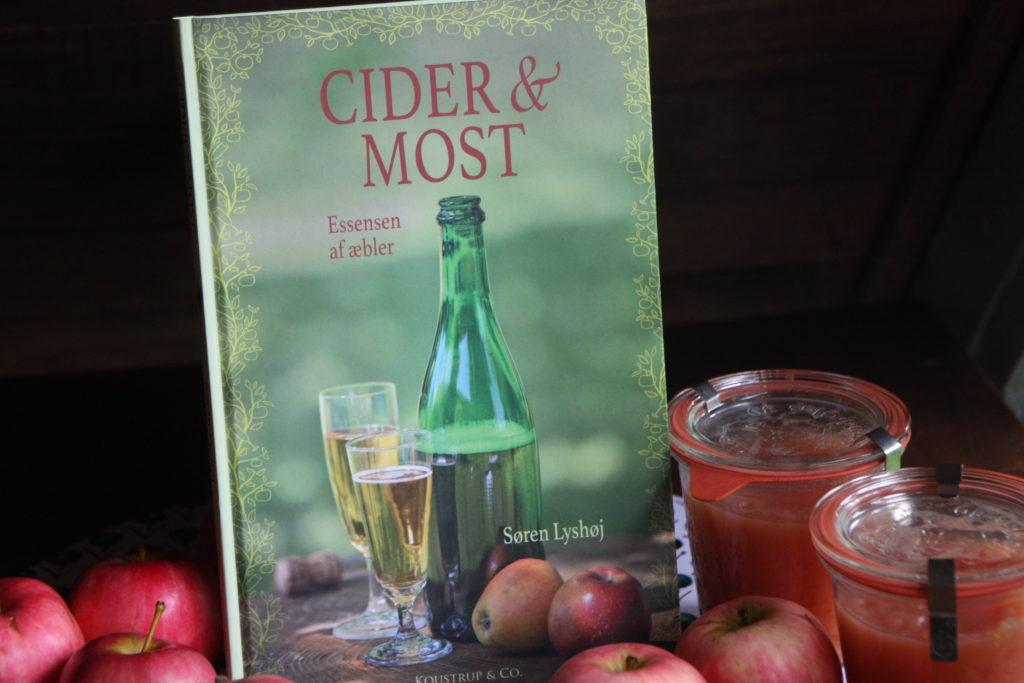 Cider og most - Essensen af æbler : Af Søren Lyshøj